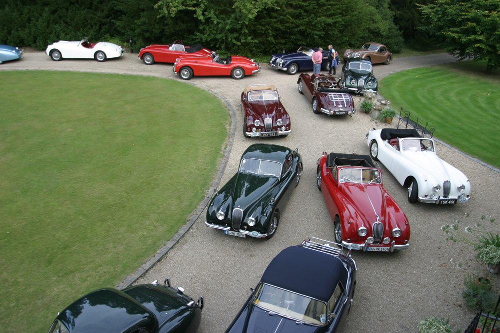 XK70 - the finesst display of Jaguar XKs.JPG
