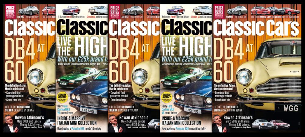 Free Magazine Classic Cars Magazine