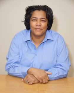 Karen Hazard, business manager