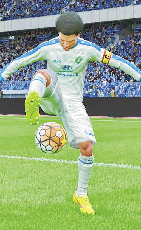 ELTON   AL FATEH * CAM £3 MILLION   Elton is one of the shortest players on FIFA, but he's lightning quick and has 86 for FK Accuracy. He's pure class!