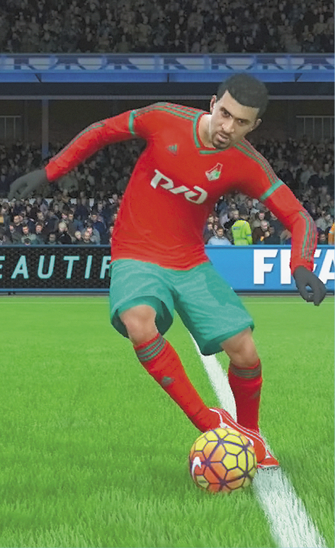 MBARK BOUSSOUFA   LOKOMOTIV * CAM £2 MILLION   You can either sign Boussoufa for around £2 million straight away, or wait until his contract runs out at the end of season one!