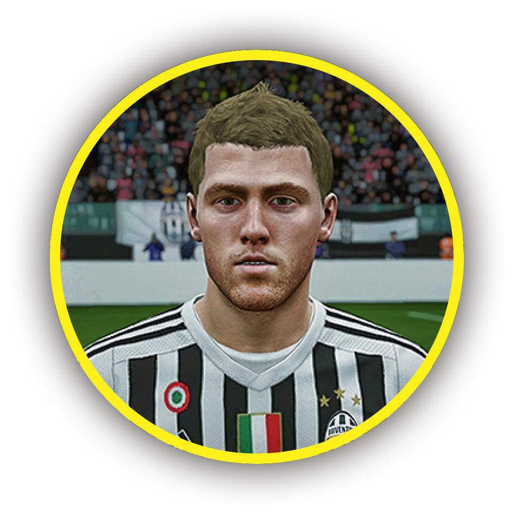DANIELE RUGANI Juventus * 78