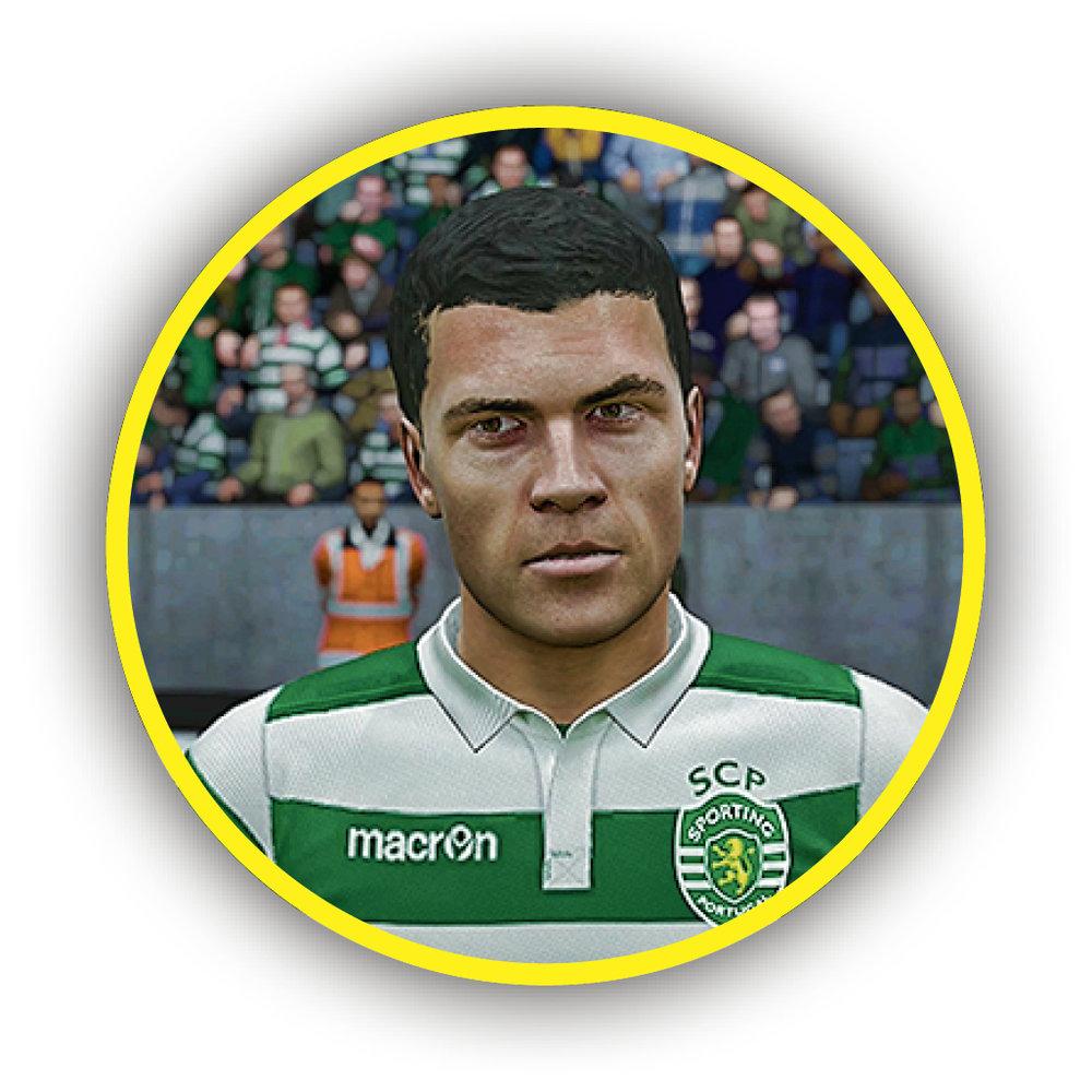 JONATHAN SILVA Sporting * 73