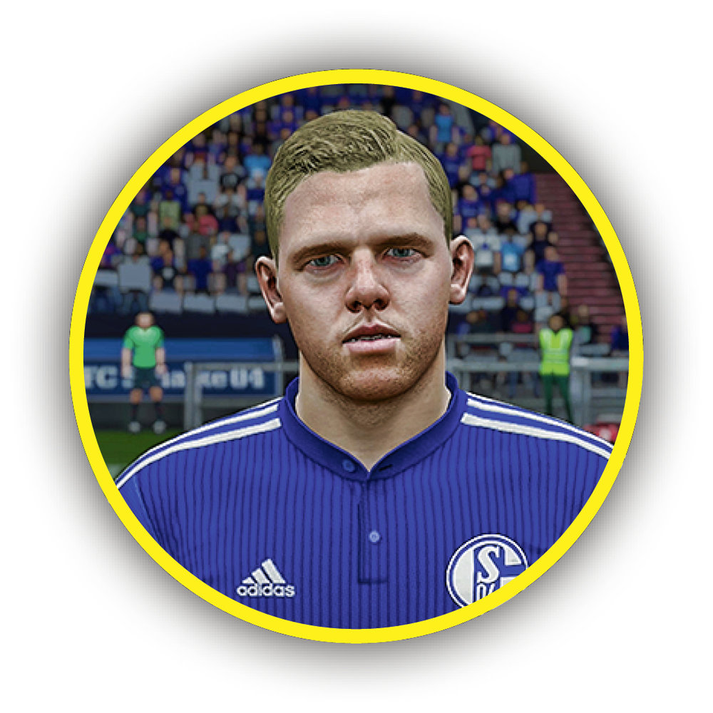 JOHANNES GEIS Schalke * 79