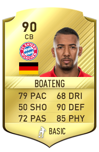 8. JEROME BOATENG