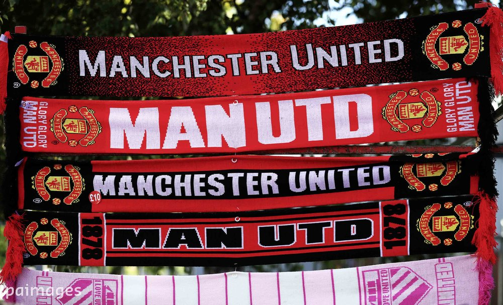 "TEAM YOU SUPPORTED     RASH SAYS:  ""Man. United. I'm a Manchester lad!"""