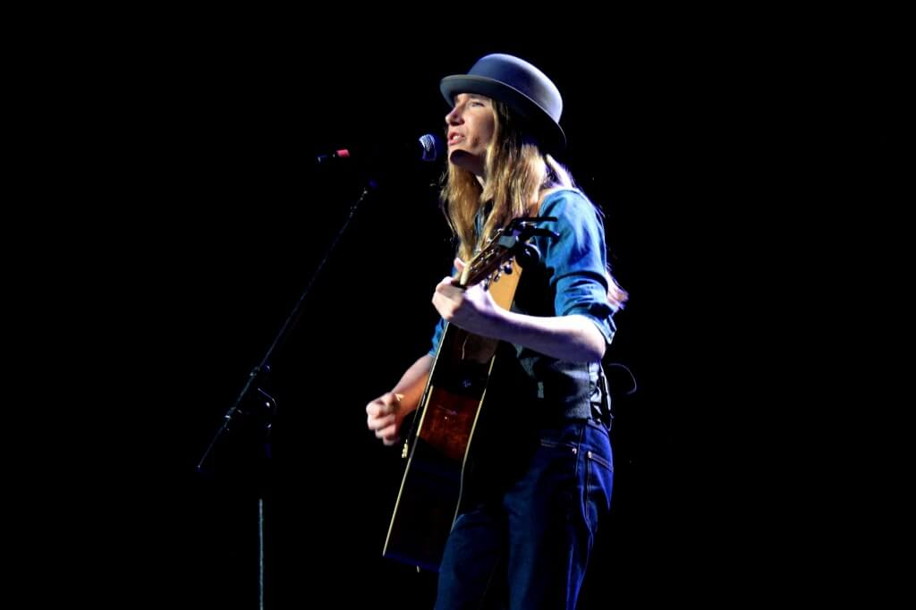 One-time Saratoga street busker Sawyer Fredericks made it onto the national stage and returned to the city to a hero's welcome at SPAC in June.