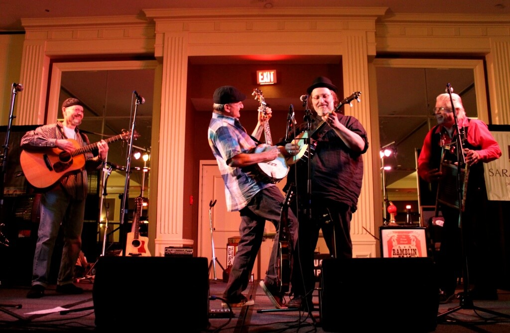 Rambling Jug Stompers at First Night Saratoga 2014-15