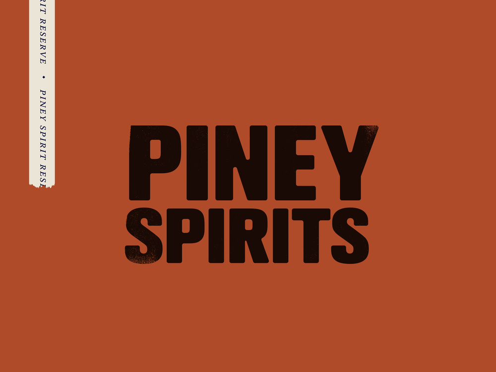 """As the name suggests, there are two types of """"spirits"""" attached to Piney. The second part of this brand is a craft distillery, maker of spirits that incorporate agricultural products from the areas surrounding the towns of the Pine Barrens, like blueberries and cranberries."""