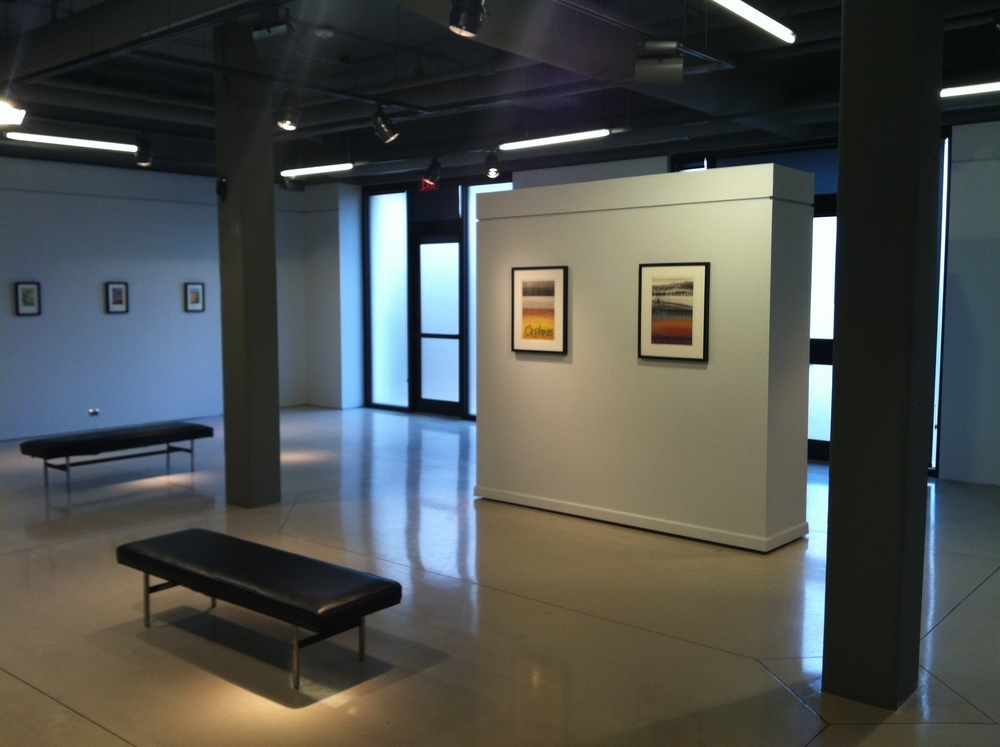 One-person exhibition at The Thornhill Gallery, Avila University, Kansas City, MO.