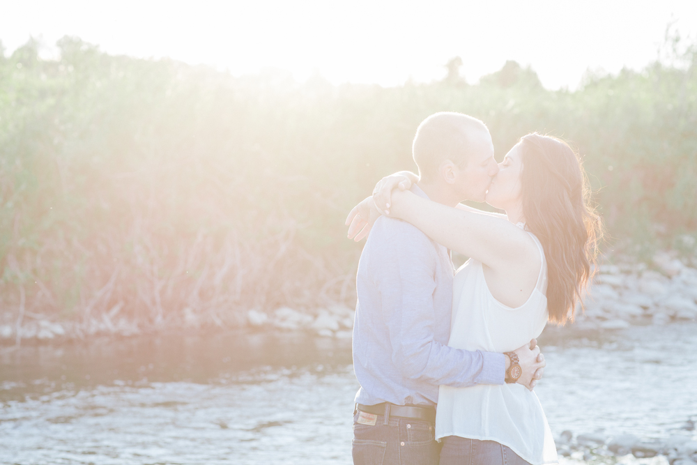 Fish Creek Park Engagement Session in Calgary, Alberta