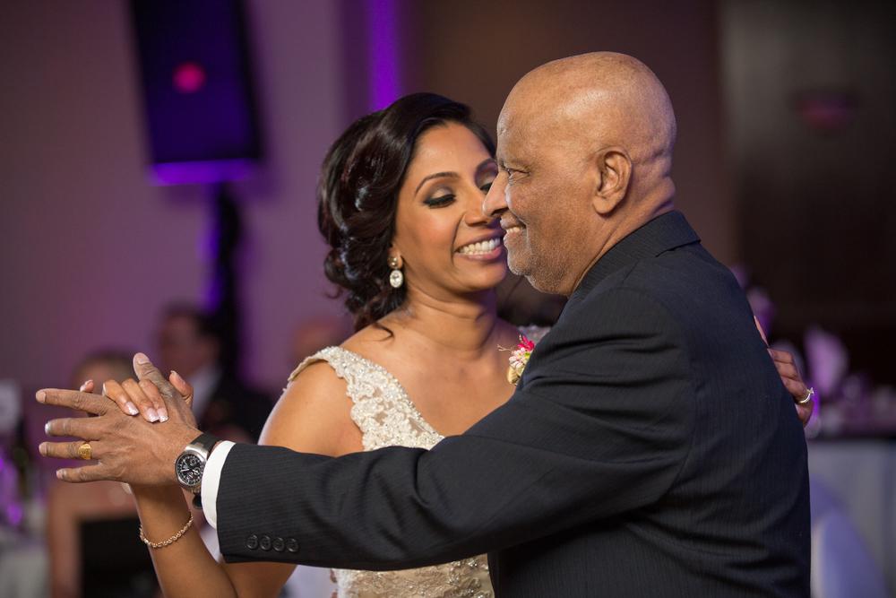 Father daughter wedding dance Calgary, Alberta