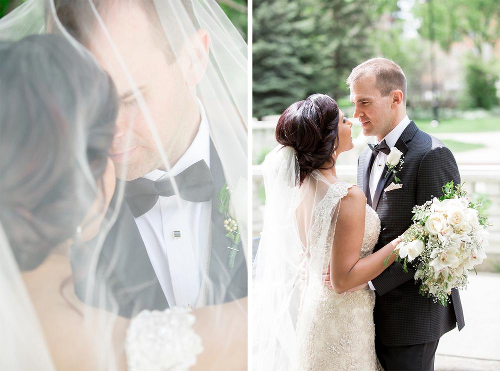 Lougheed House Wedding photography