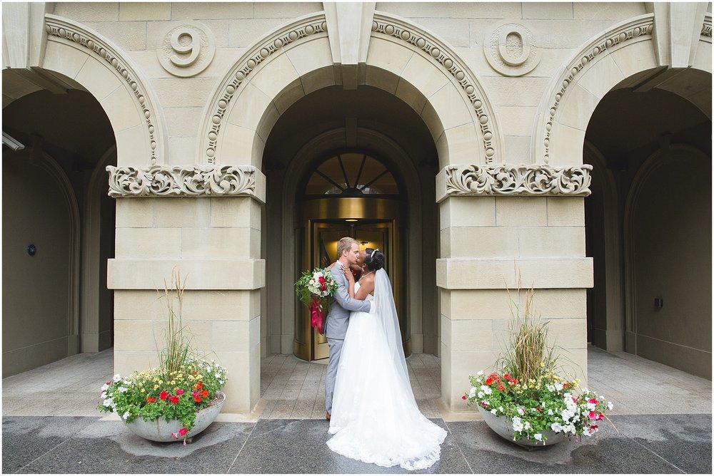 mcdougall centre wedding photography Calgary