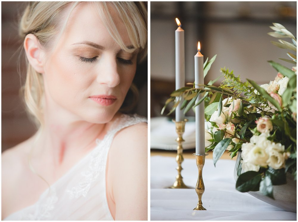 Romantic Wedding Style Inspiration with JoyFoley Weddings Calgary