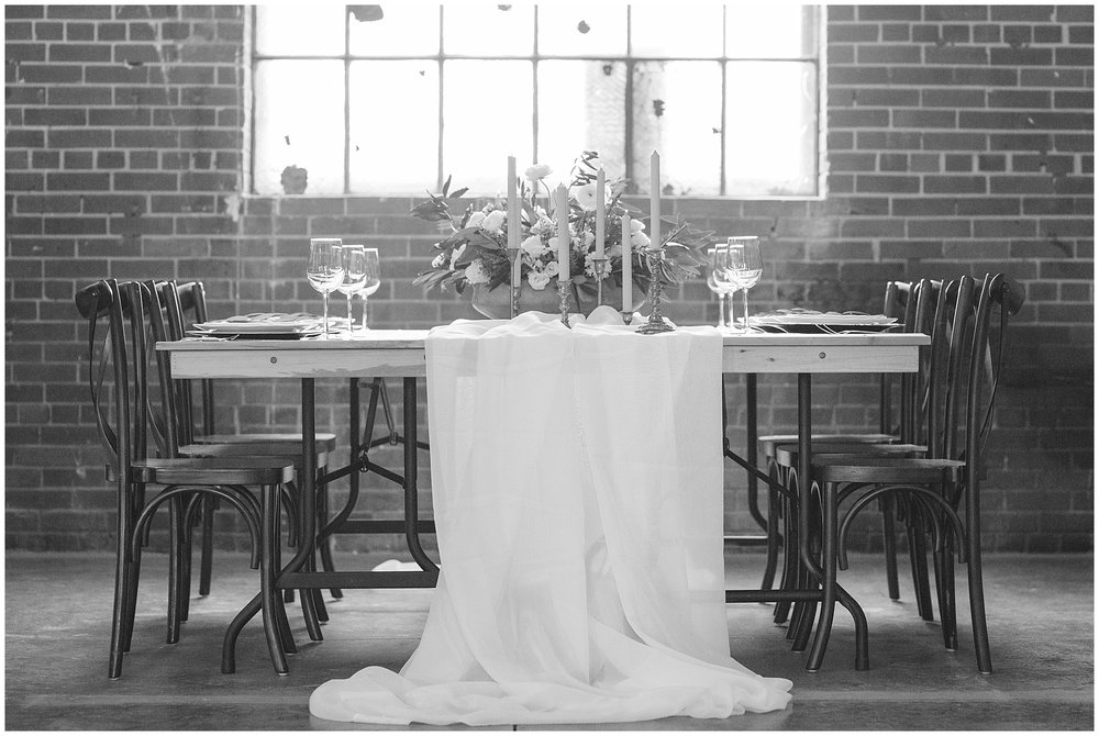 Industrial Chic Wedding Inspiration Calgary