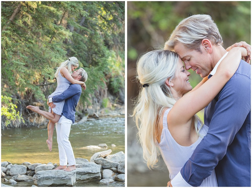 Canadian Engagement Photography in Calgary, Alberta