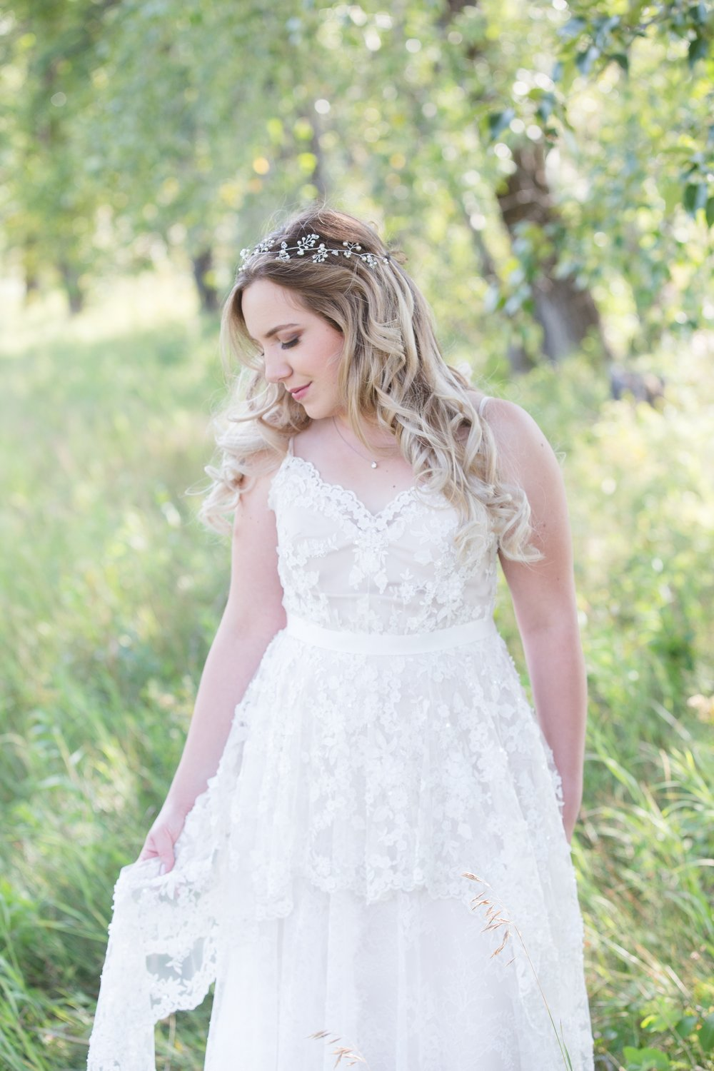 Fish Creek Park Wedding Photography in Calgary
