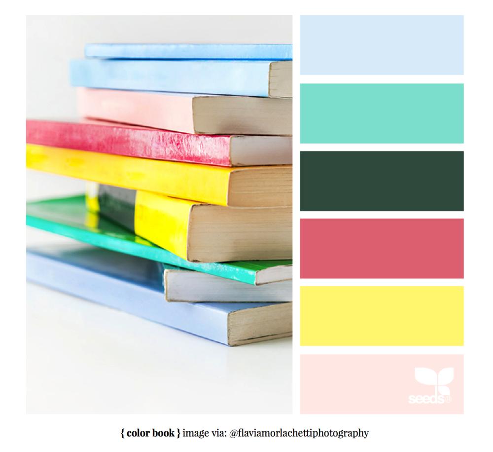 7 Favorite Blogs For Color Inspiration: Design Seeds