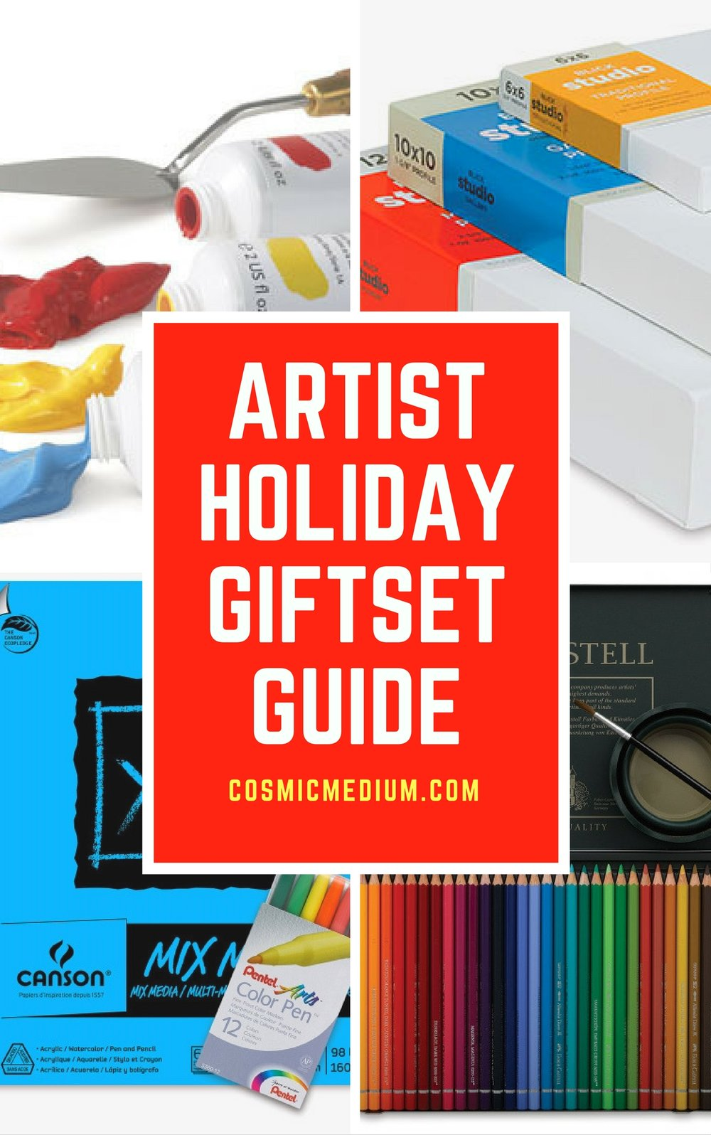 Art and Artis Holiday Sale Guide