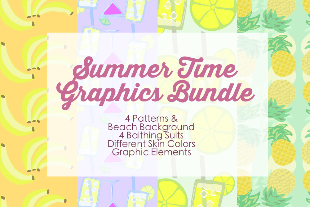 summer time bundle
