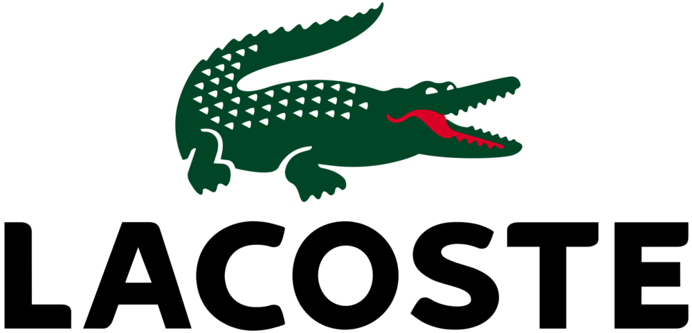 Lacoste - Mascot - A colorful cartoonish mascot or spokesperson.