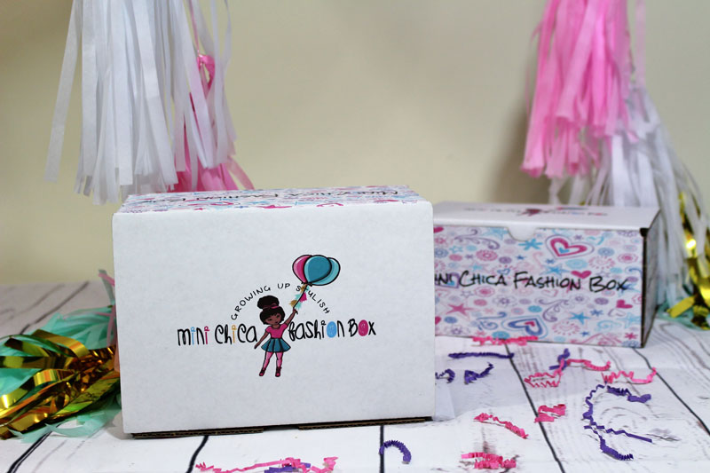 Client Spot Light: Mini Chica Fashion Box