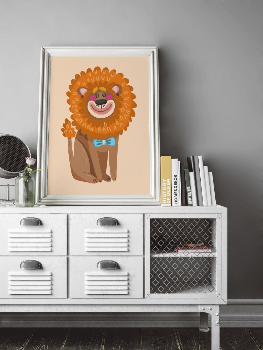 Animal themed art https://crmrkt.com/6BW1kD