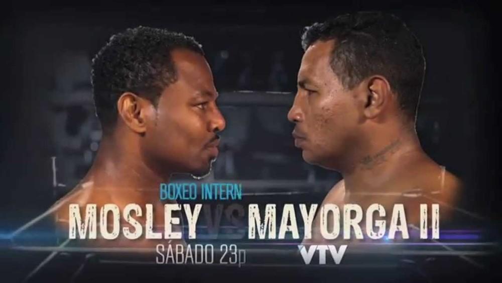 Mosley KO/TKO vs Mayorga II