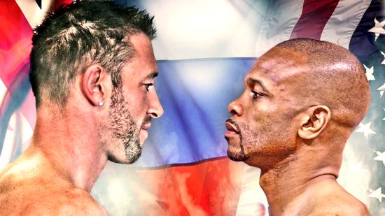 Jones Jr vs Maccarinelli