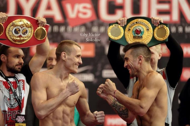 Troyanovsky vs Cuenca II