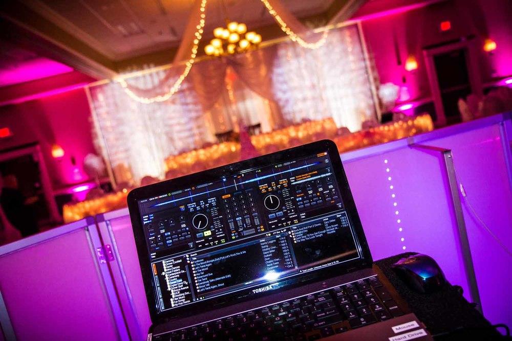 DJ setup Rochester, NY