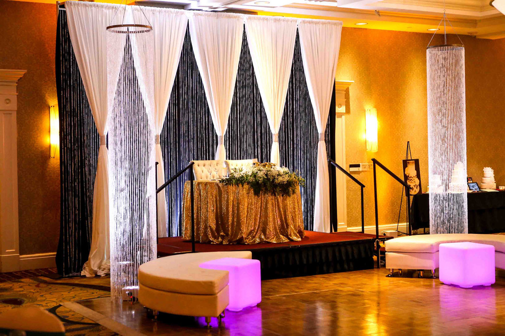 Marriott Greece Sweetheart Table