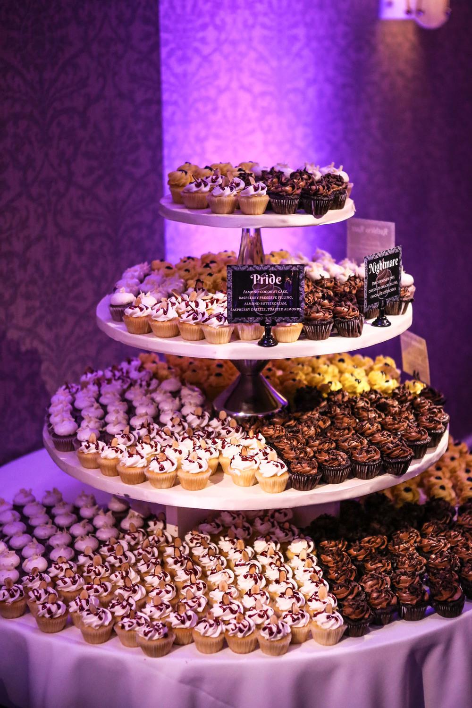 Marriott Airport Dessert Display