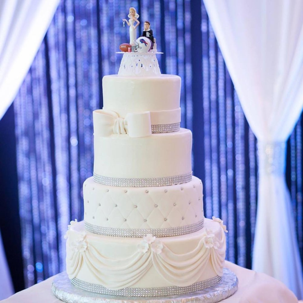 ICC Cake Backdrop