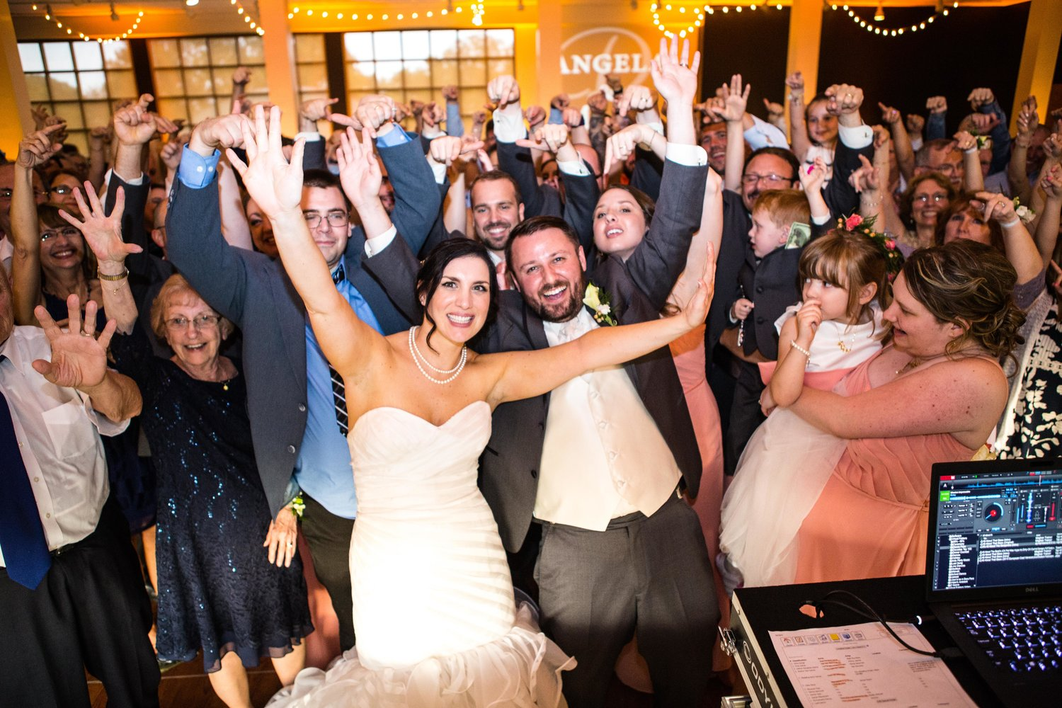 Top 40 Dance Songs That Will Rock The Floor At Your Wedding