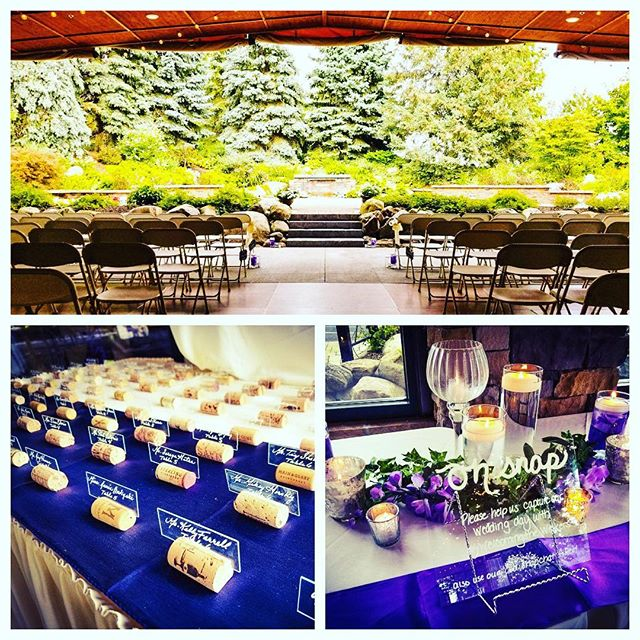"Tonight, Micah and Dave W are ready to bring the house DOWN at Ravenwood Golf Course, for the wedding celebration of Shannon and Josh Welker! We ALWAYS love to entertain at this GORGEOUS venue! This will definitely be a night their guests will NEVER forget! Congratulations Shannon and Josh! #SoundExpressDJs #BestDJsinRochester #WelcomingTheWelkers www.sedjny.com ""It's not what we do, it's how we do it"""