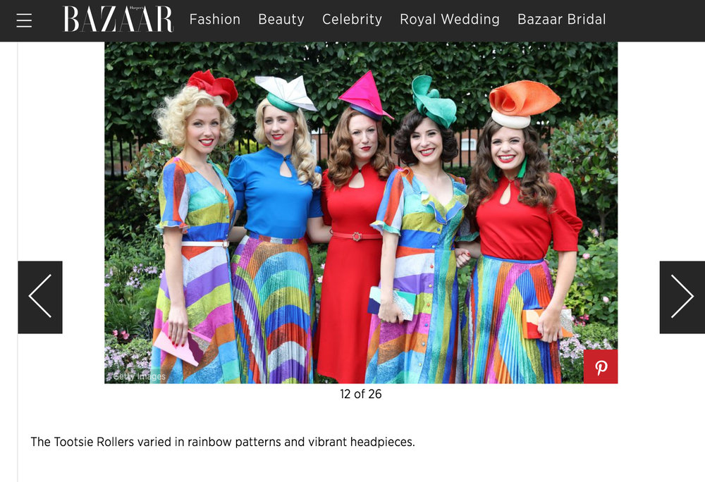 Harpers Bazaar UK | Royal Ascot