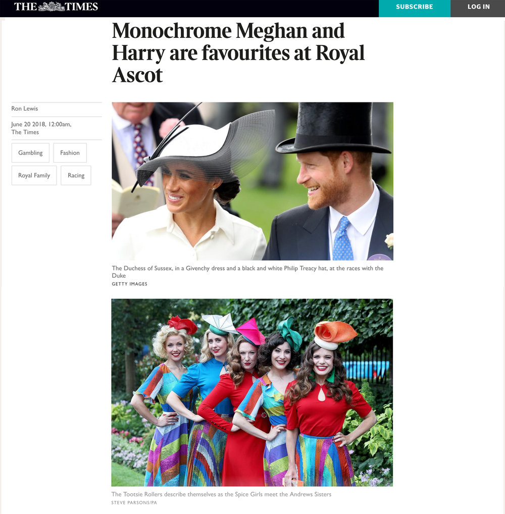The Times | Royal Ascot 2018