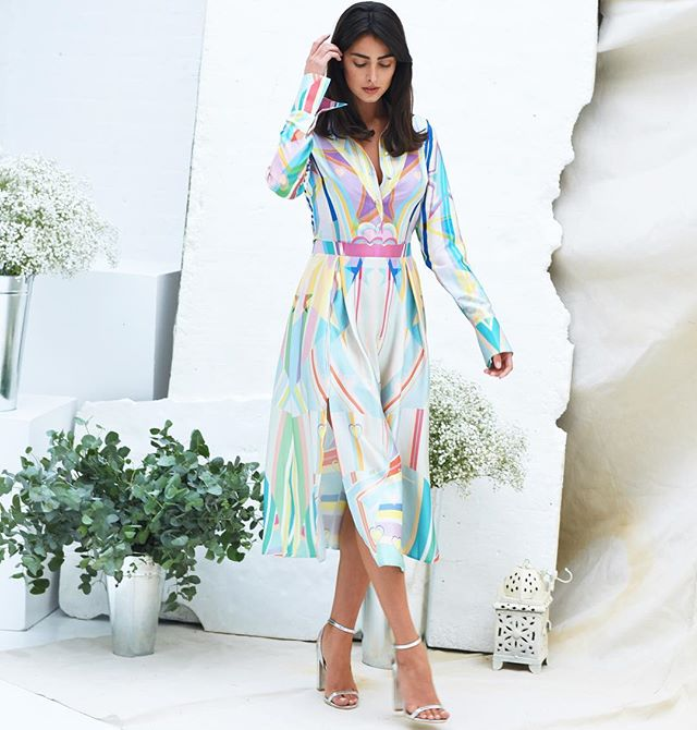 Care Bear | The Dreamy Samantha Shirt Dress | Pair with Pastel accessories