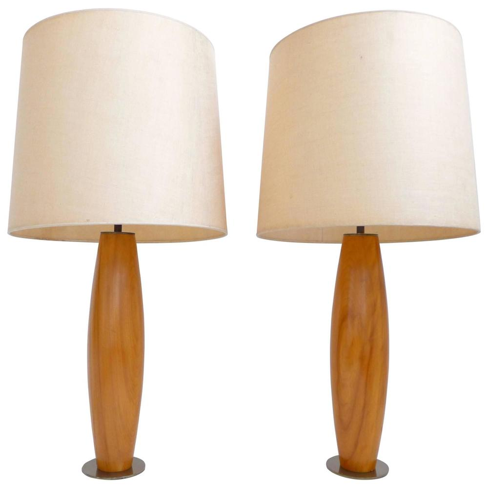 Captivating Pair Of Lamps By Stewart Ross James (SOLD)
