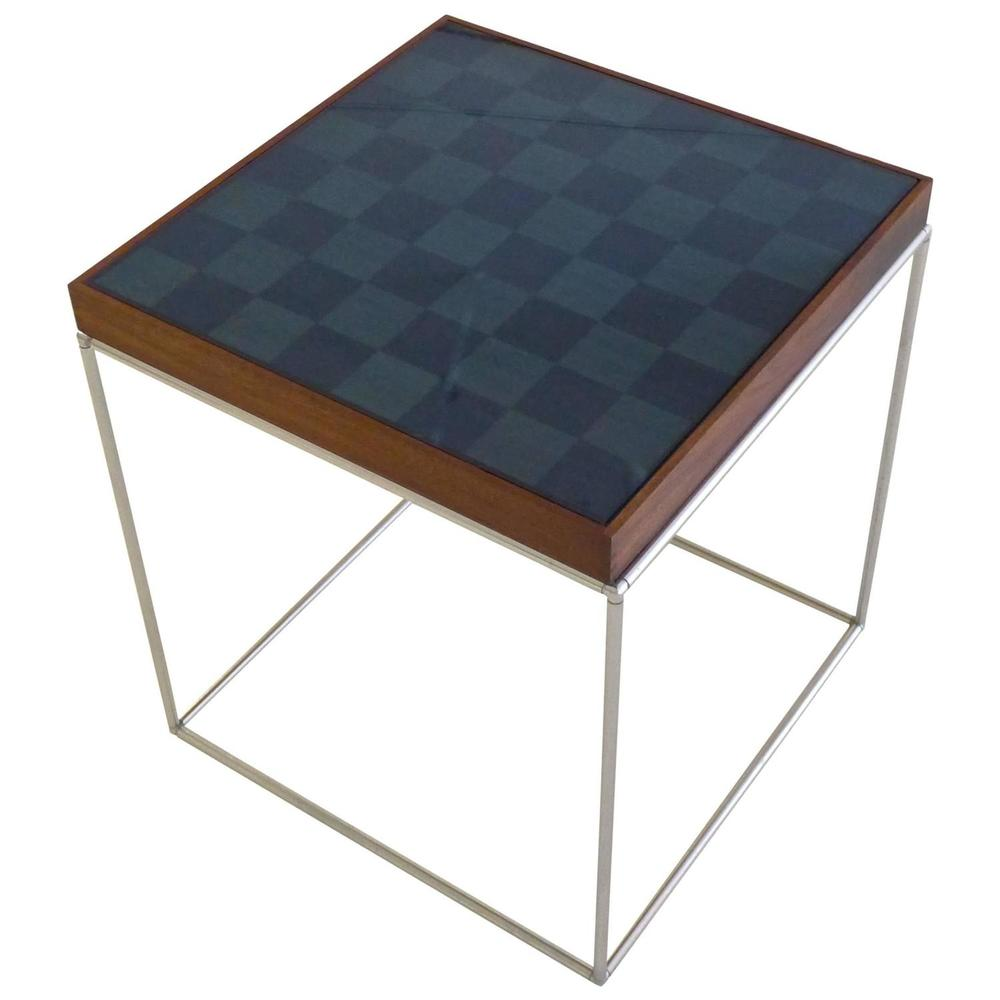 Modern Chess Table Tables  Weinberg Modern