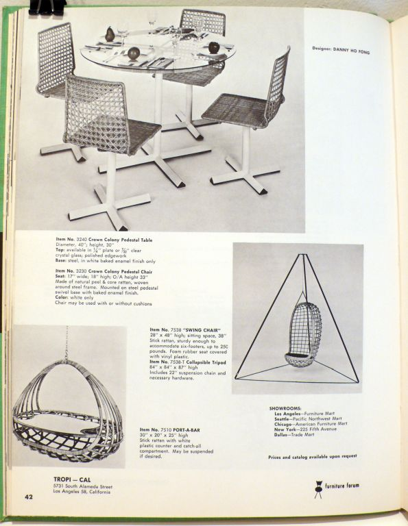 Beau Furniture Forum For 1963