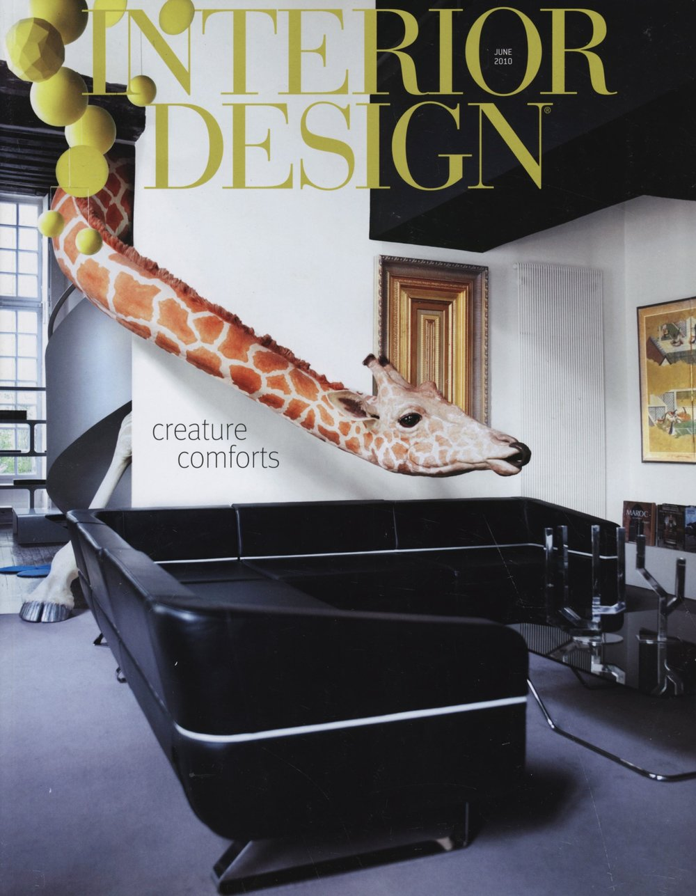 Matters of Design, Interior Design, 2010