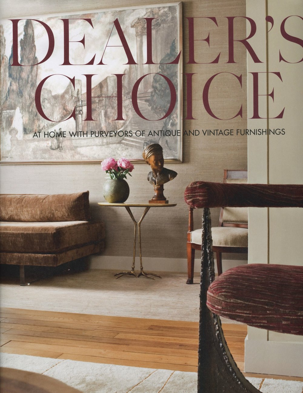 Weinberg Modern, Dealer's Choice
