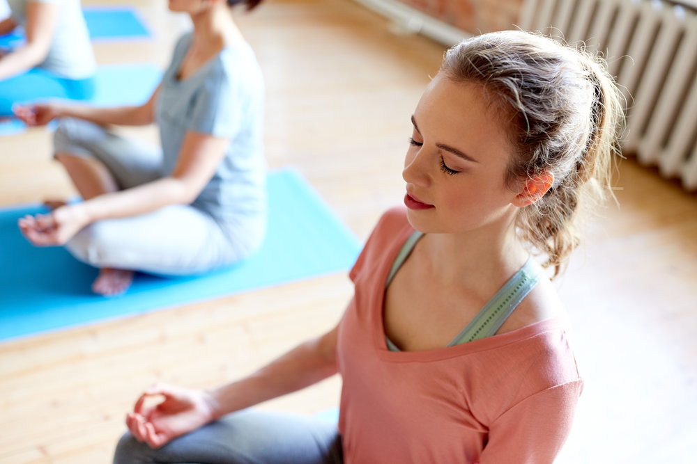 Free Weekly Yoga Classes