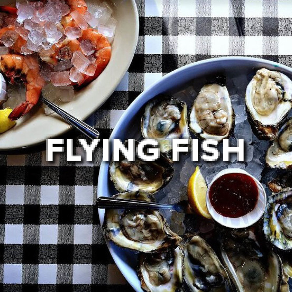 Seafood on the Water - Coming this Spring!