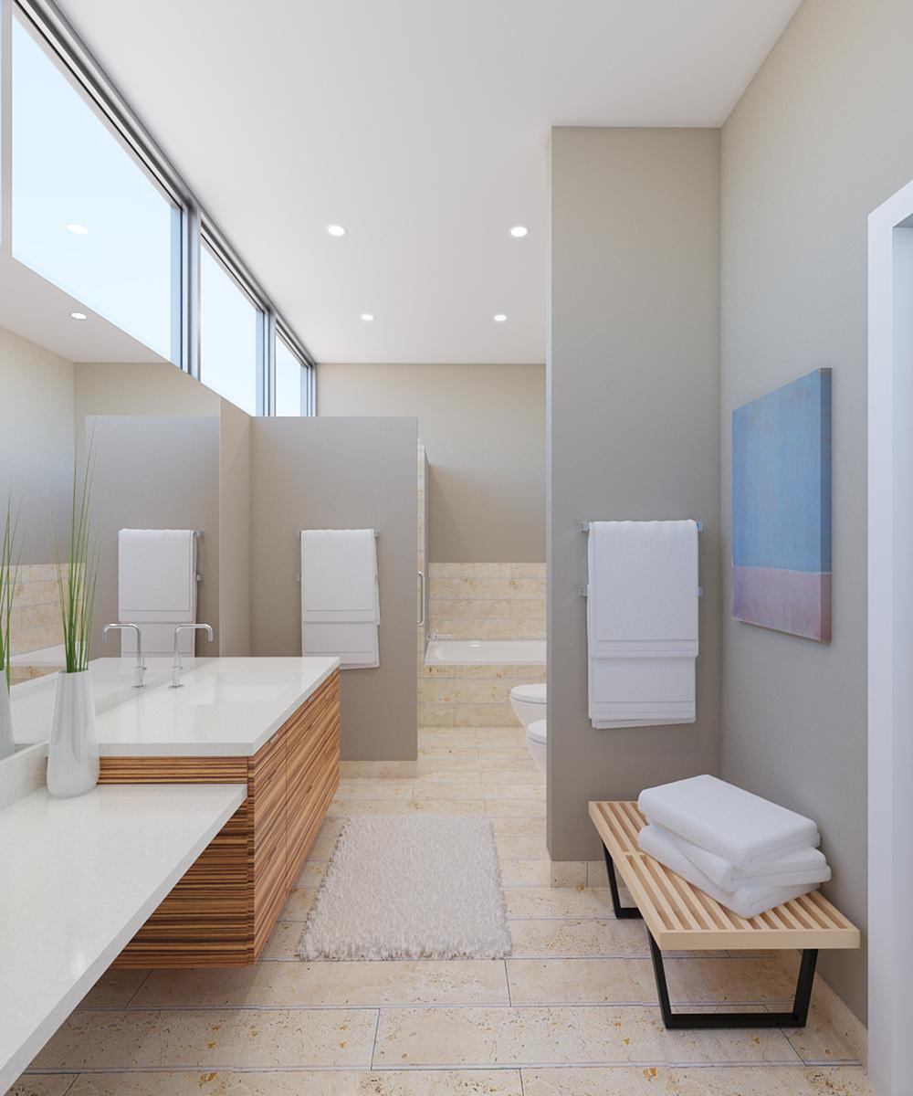 Master Bath 2