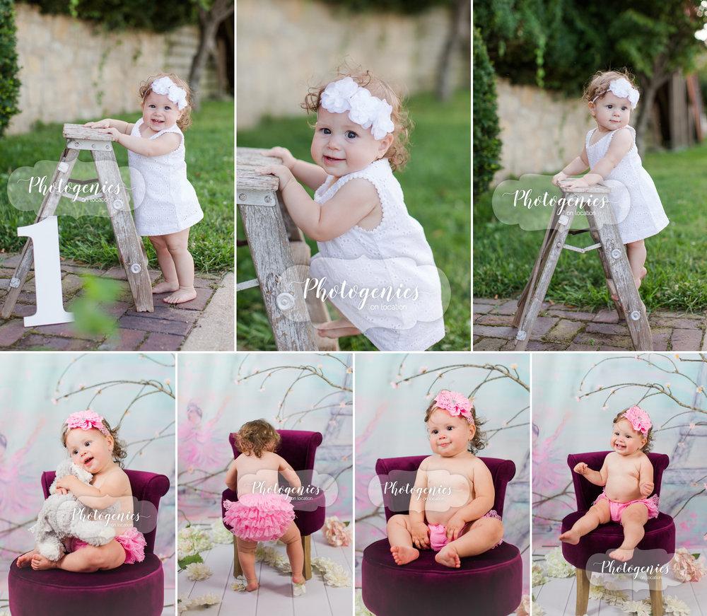 12_month_birthday_girl_cake_smash_flowers_ideas_pink_teal_set 2.jpg