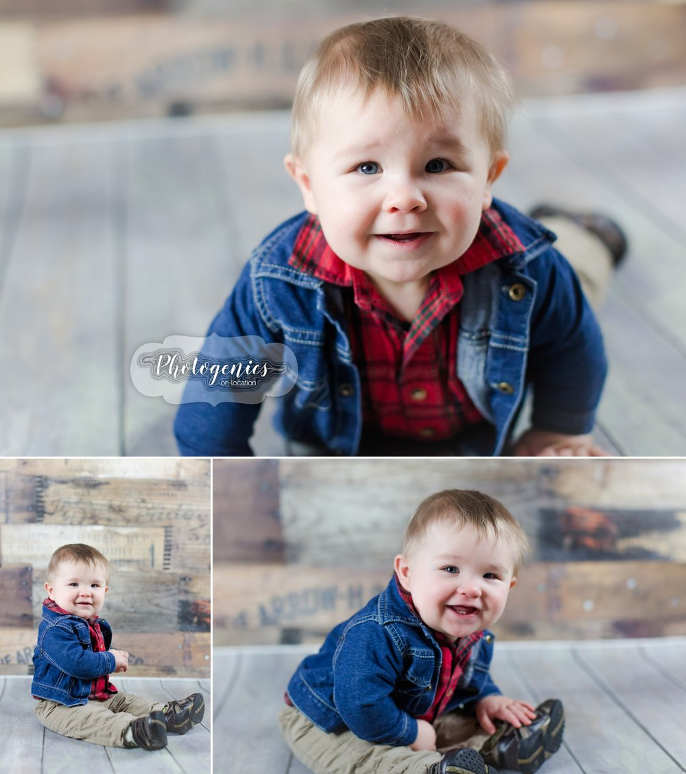 Nine-Month Session | Baby Milestones 9-Month Baby Pic Ideas, Milestone Session, 9 Month Boy Photography, Nine Month Baby Details